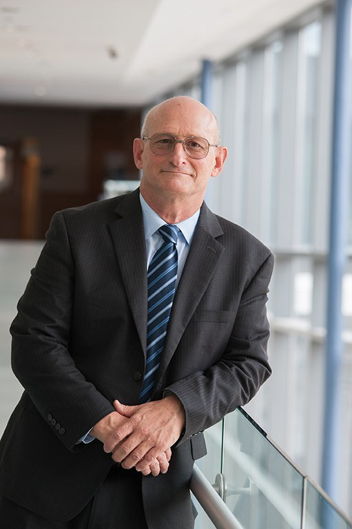 Richard Roush, Dean of the College of Agricultural Sciences
