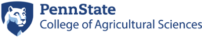 Penn State University College of Agricultural Sciences