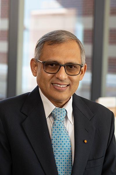 K. Sandeep Prabhu, M.Sc, Ph.D.