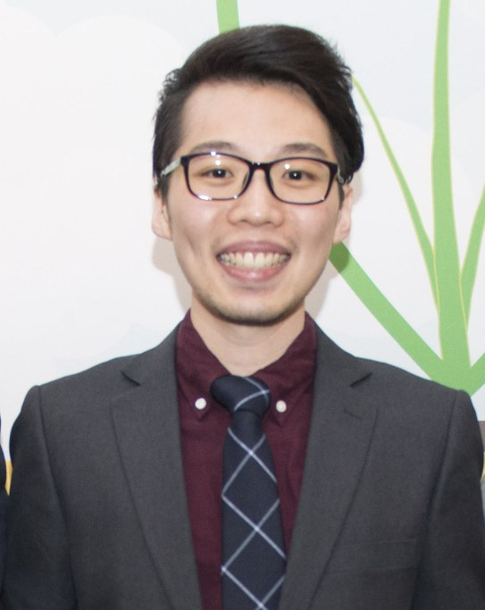 """Bold Foods is the company formed from the 2017 Ag Springboard winner, Pasta 2050 or """"Cricket Pasta."""" Weslie Khoo, food science graduate student, founded the company, which is about producing pasta with cricket powder — as a sustainable source of protein."""