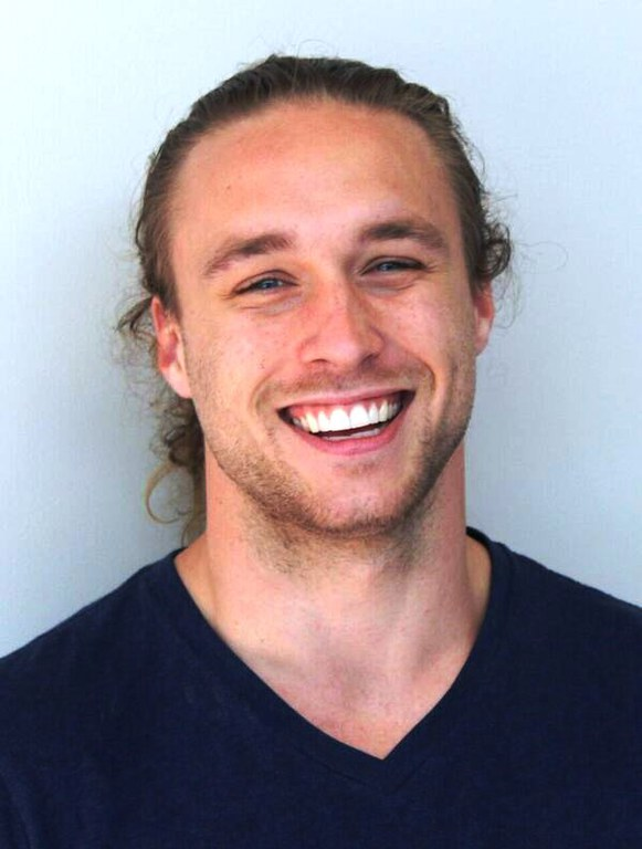 Hunter Swisher, 2016 Plant Sciences graduate, CEO and Founder, Phospholutions