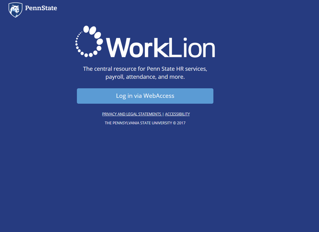 WorkLion Portal image