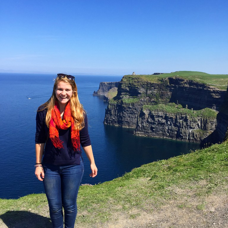 One of my favorite places on Earth! The Cliffs of Moher