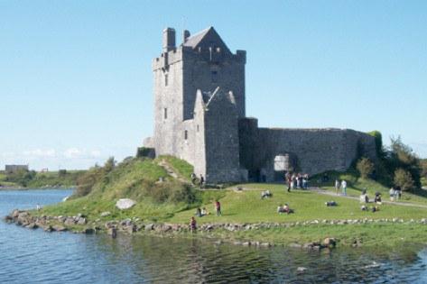 An old Irish Castle