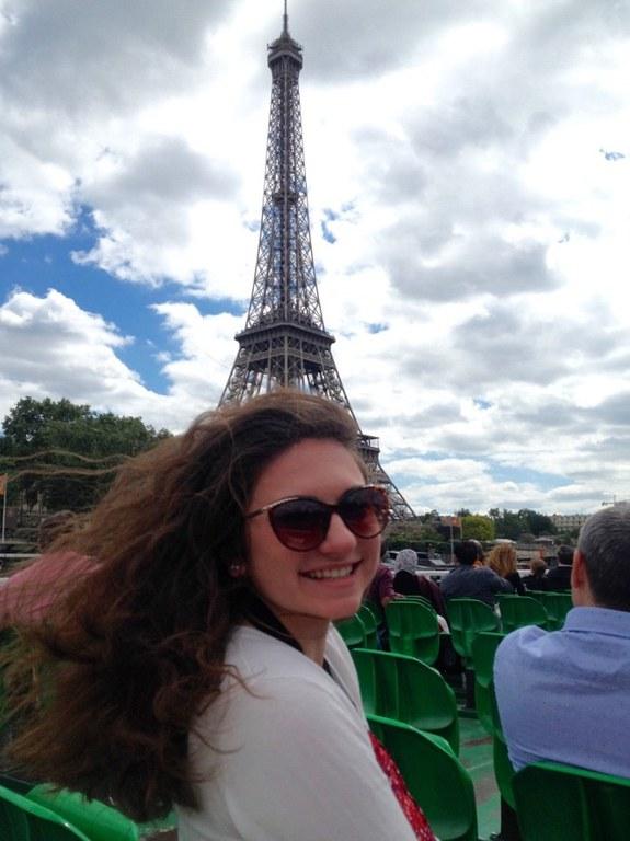 Exploring Paris on the Seine