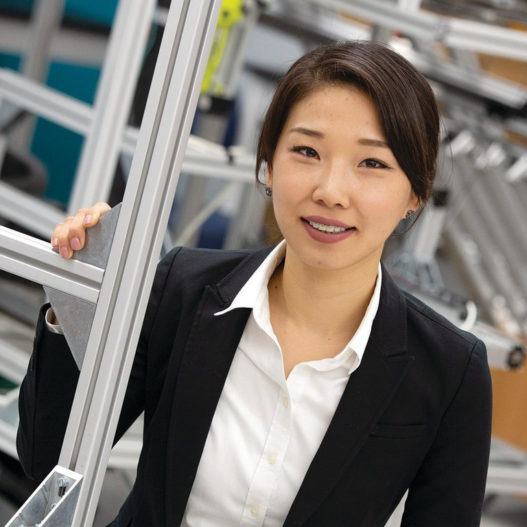Dana Choi, Assistant Professor of Agricultural and Biological Engineering
