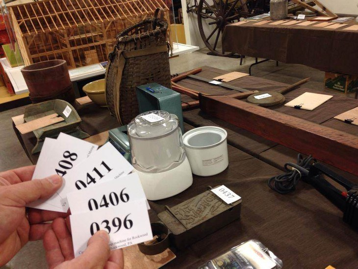 Donors and bidders to the museum's annual Silent Auction make it possible for the facility to connect the science and history of agriculture to the present day for 10,000 museum visitors annually. IMAGE: PENN STATE