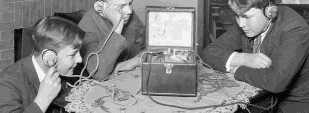 Radio 1921