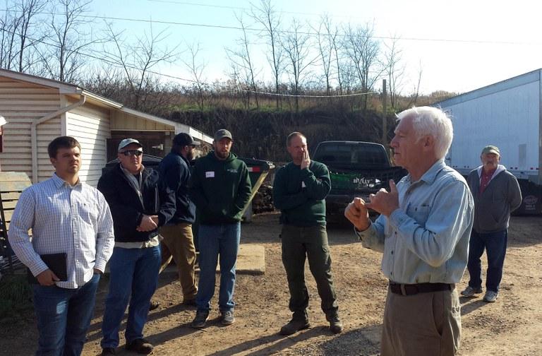 Morning Farm discussion