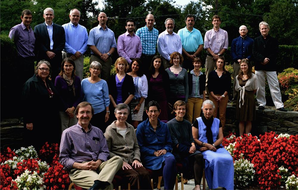 Team photo, September 2014