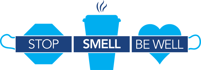 Stop. Smell. Be Well.